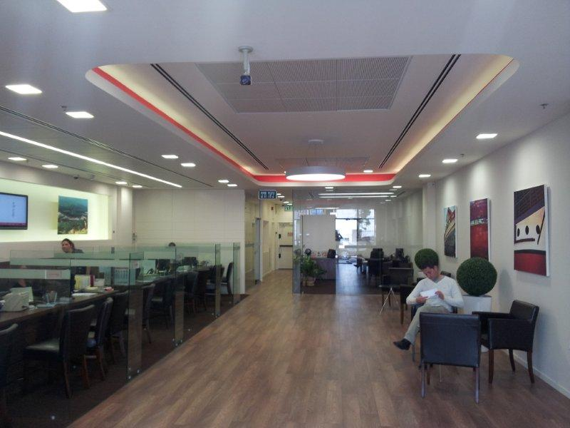 Bank Hapoalim - Business Branch