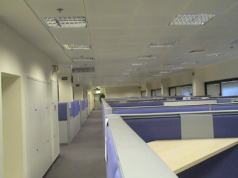 IDC10 Offices fit-up